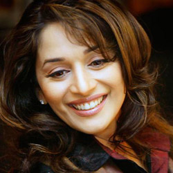 Actors in sweet fight for Madhuri!