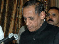 No law and order problems in state : Governor