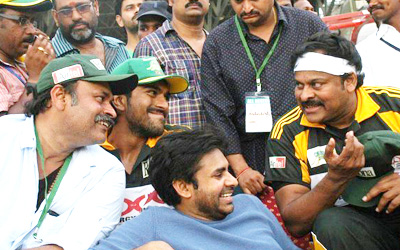 Sensation: Chiru, Charan and Pawan to act together