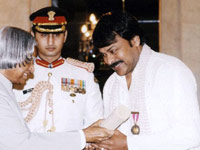 Chiru Force to protect PRP chief, family celluloid interests