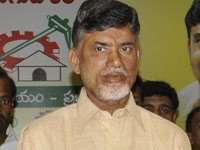Naidu fires Congress on Common Wealth Games