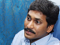 Another Jagan supporter suspended for 'anti-party activities'