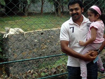 Tamil Raviteja adopts Namratha