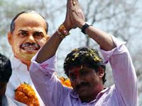 Support T-state or no Odarpu in Telangana: T-Cong to Jagan