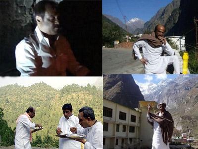 Rajini misses his Yathra in Himalayas