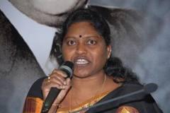 Shobha Rani insulted Chiranjeevi!