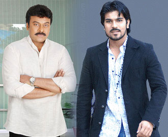 Chiru hurrying for Charan's marriage!