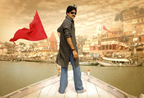 Kasi sentiment working out for Kalyan!