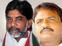 Whips lash out at Harish for attack on Geetha