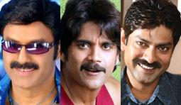 Balayya, Nag, Jagapathi: The Telangana Heroes