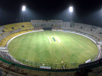 TRS disruption threat: Security net around stadium for Test