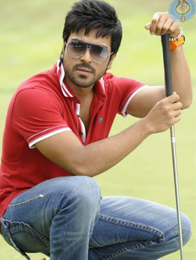 Missed Charan's first but happy with hat trick Movie