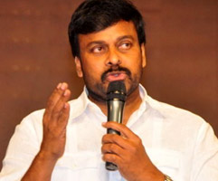 Chiru's support to Kiran from outside