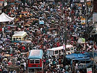 Country's population put at 117.67 crore