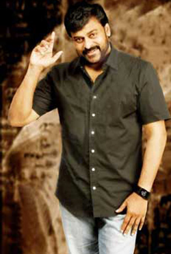 Chiranjeevi opts for BRAVE route!