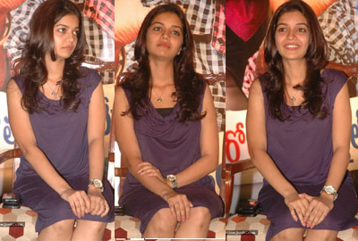 Colors Swathi escapes the 'Panty' angle