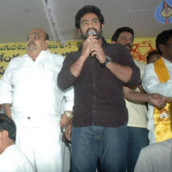 Give up adamant attitude, release package now: Jr NTR