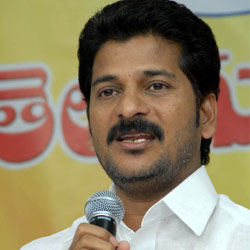 Revanth Reddy calls for boycott of Assembly for T Bill