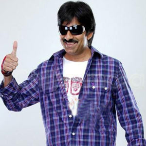 Raviteja with Kamal Hasan!