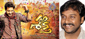 VV Vinayak gets relaxed with 'Shakti'