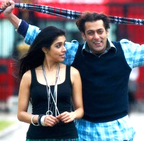 Salman shocked by Asin's act