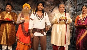 Is this Shakti movie story?