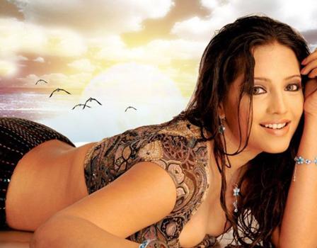 Meghna Naidu item song in 100% Love