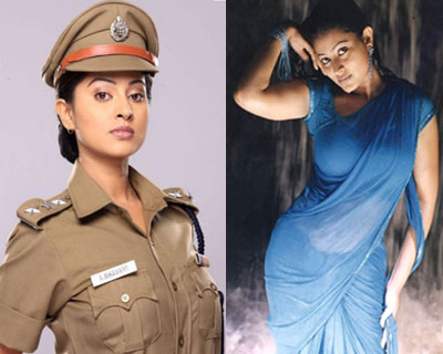 Homely heroine feared with Police