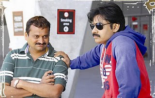 What's up between Ganesh and Pawan?