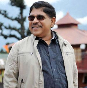 Allu Aravind in swift calculations