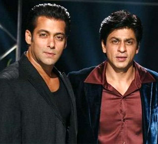 SRK and Salman in Bombay Duck?