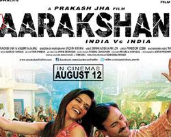 SCs seek ban on Hindi film Aarakshan