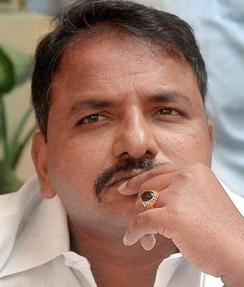 Telangana is a mirage: Minister Sailajanath