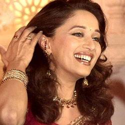 Madhuri Back to Bombay