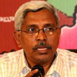 Kodandaram held for dharna bid at JBS