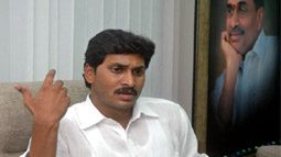 Jagan slams police for booking case against him