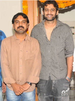 Siva to make 'Rachcha' with Prabhas
