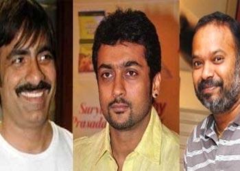 Ravi Teja In a Multi-Starrer?