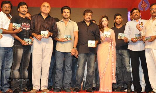 Highlights of 'Rachcha' Audio Launch