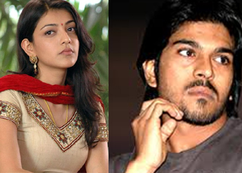 Kajal Hurt With Ram Charan?