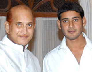 Pet Mahesh reminds us pet Krishna?
