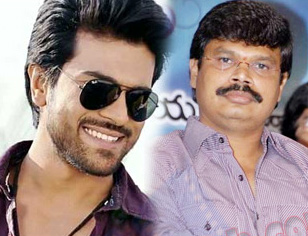 Can Charan gain strength from NTR Style?