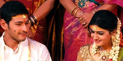 Mahesh Married Samantha @ SVSC!