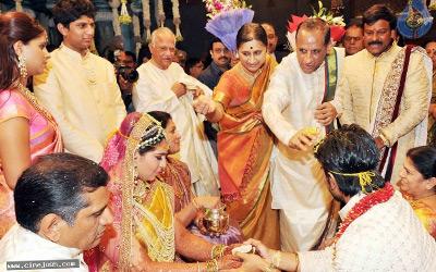 Cherry's Wedding: A Star Studded Event