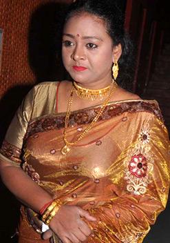 Shakila becomes 'Lady Nithyananda'