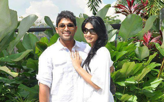 Special Holiday for Stylish Couple