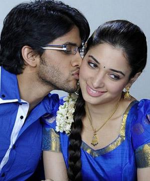 Tamanna replaced Hansika for Chaitu