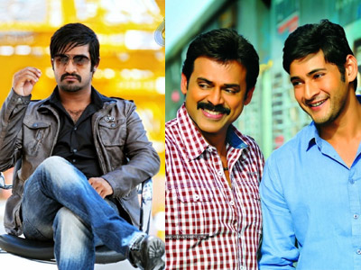 'Baadshah' in 'SVSC' Out!