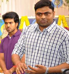 Cherry's Director Eyes on Mahesh