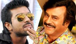 Charan's Multi Star film with Rajini